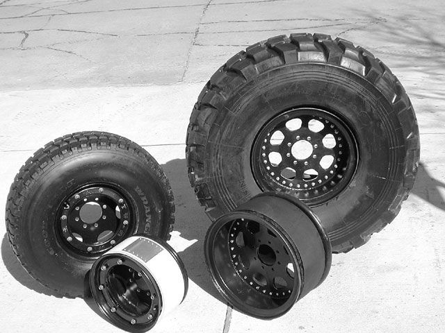 A Beginner's Guide To 4WD Tyre Sizes