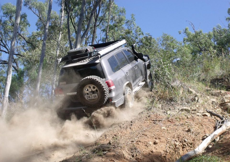Beginners Guide to 4×4 Hill Climbing