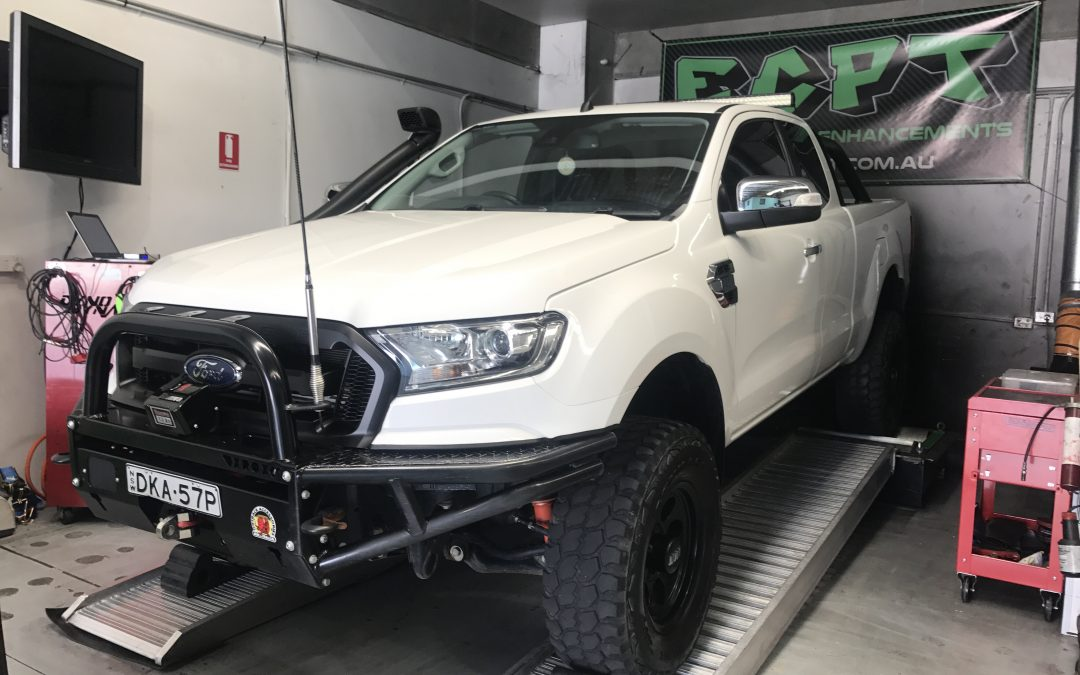 2016 3.2 FORD RANGER MANUAL
