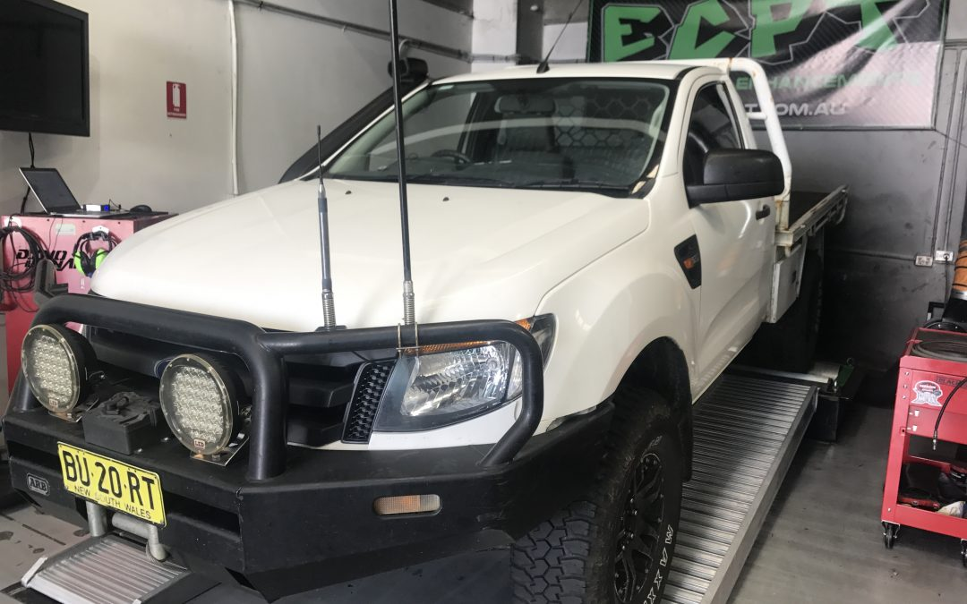 2013 3.2L FORD RANGER MANUAL