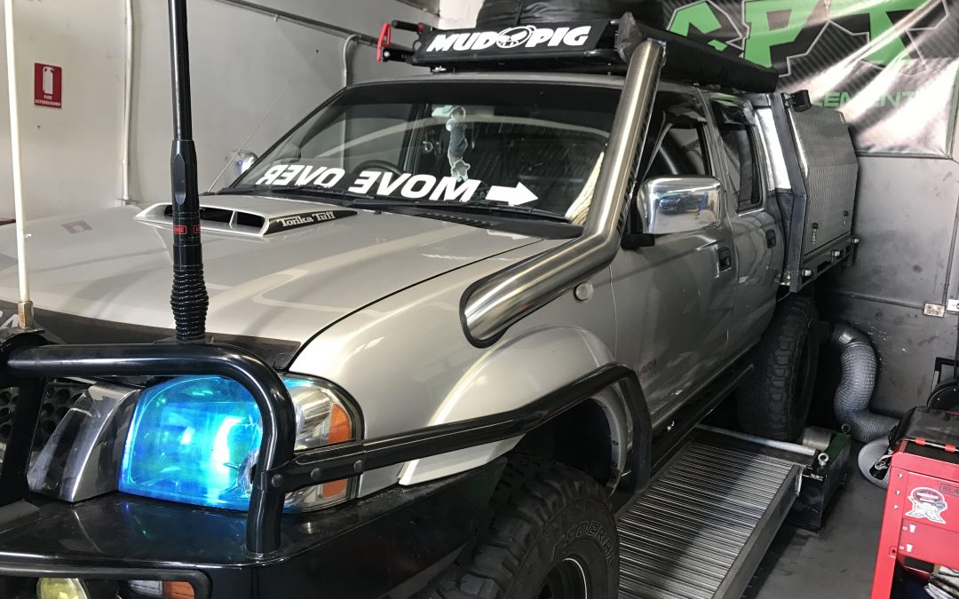 2010 D22 NAVARA YD25 TURBO DIESEL ECU REMAP!! | East Coast