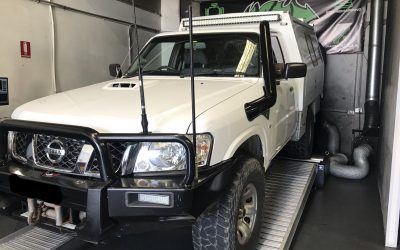 ZD30CRD NISSAN PATROL CUSTOM ECU REMAP AND DYNO TUNE