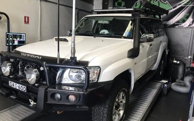 🚌 ZD30CRD NISSAN PATROL ECU REMAP AND EXHAUST UPGRADE 🚌