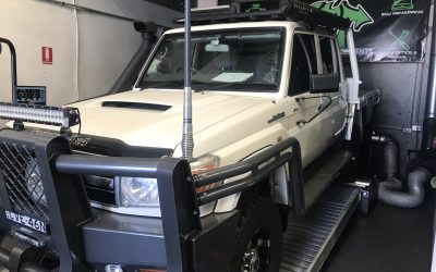 🚜 TOYOTA LANDCRUISER 1VD CUSTOM ECU REMAP 🚜